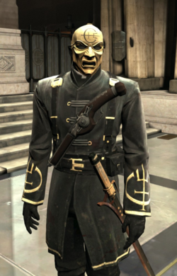 Overseer Sturgess