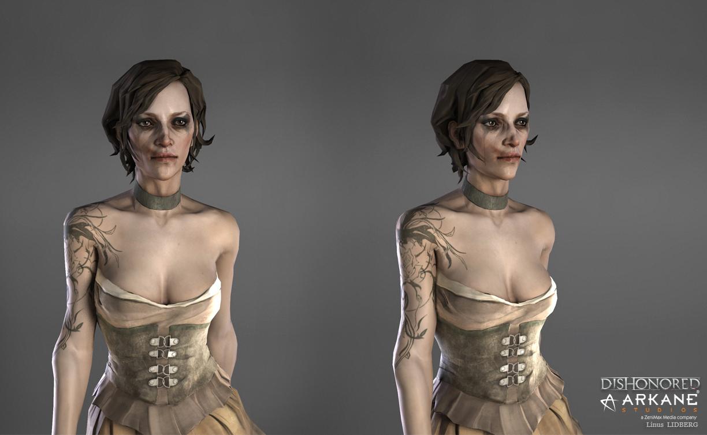 Image - Courtesans concept.jpg | Dishonored Wiki | FANDOM powered ...