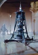 Arc Pylon Painting