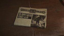 Crown Killer Strikes Again