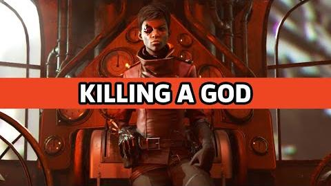 Dishonored Death Of The Outsider - Official Gameplay Trailer