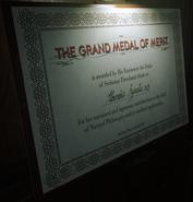 Hypatia's Award