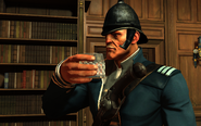 Scott Blossom and whisky