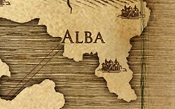 Alba location