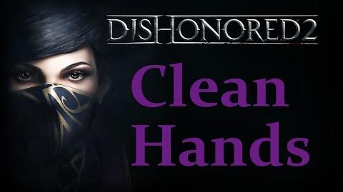 "Dishonored 2 (2016) Emily All non-lethal ""assassinations""!"