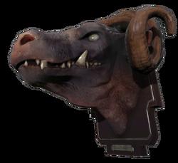 Blood ox render