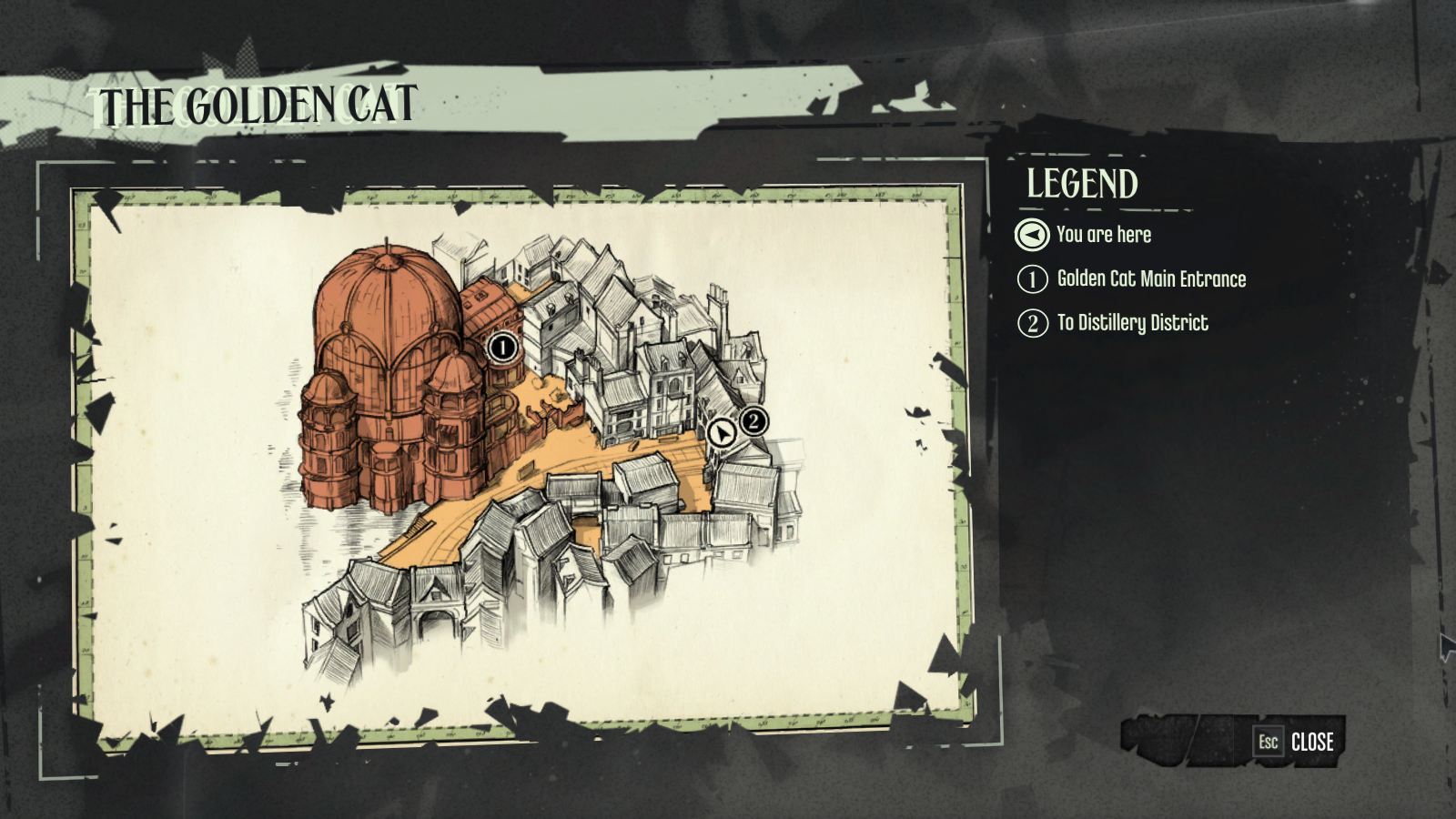 Image screens04 golden cat mapg dishonored wiki fandom screens04 golden cat mapg gumiabroncs Image collections