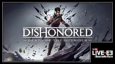 Dishonored 2 Death of the Outsider FIRST DETAILS - YouTube Live at E3