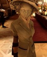 Lady boyle white