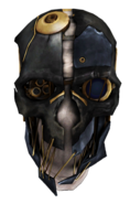 Corvo's Mask Render