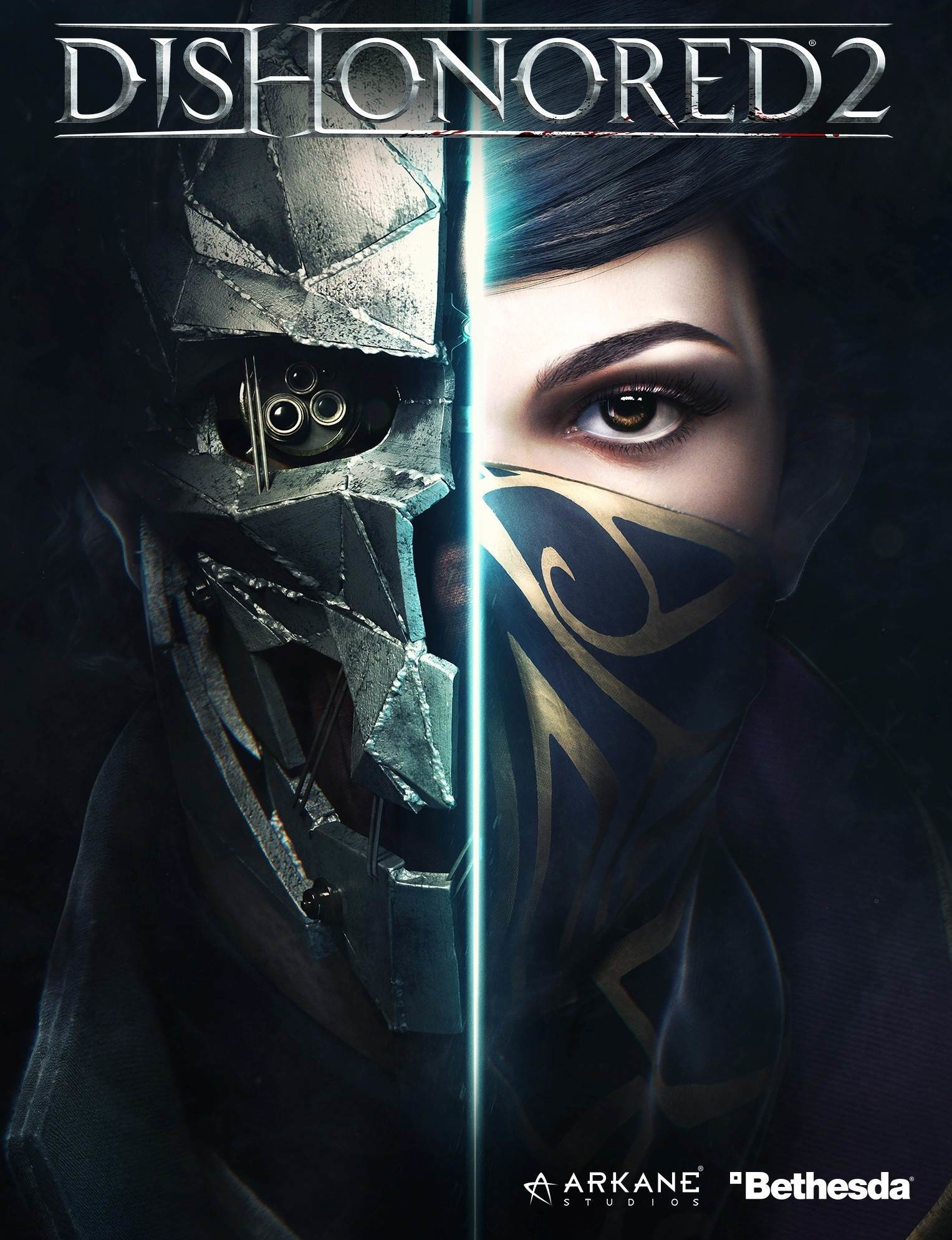 Image result for Dishonored 2 cover pc