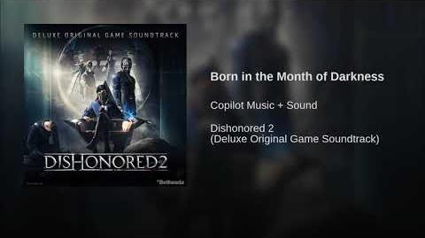 Born in the Month of Darkness