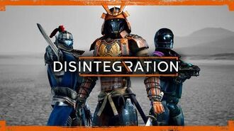Disintegration - Crew Trailer