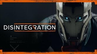 Disintegration Announcement Trailer