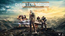 Disintegration keyart 4K