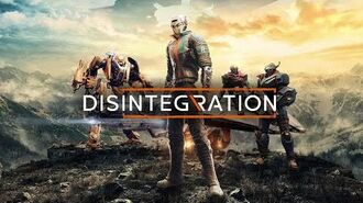 Disintegration - Launch Trailer