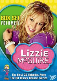 Lizzie McGuire- Box Set Volume 1