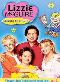 Lizzie McGuire- Growing Up Lizzie