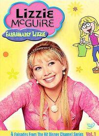 Lizzie McGuire- Fashionably Lizzie