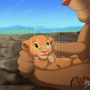 Nala infant by dj88-d2o8pox
