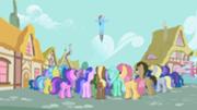 180px-Pony Crowd Cheering S2E8