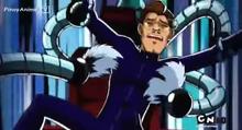 Spy armpit tickle 2