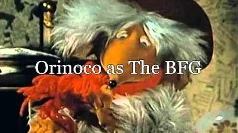 The Big Friendly Womble cast video
