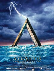 Atlantis The Lost Empire (Disney and Sega Animal Style) Poster
