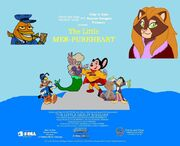 Disney and Sega's The Little Mer-Pureheart