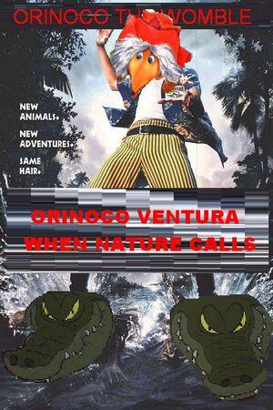 Orinoco Ventura When Nature Calls Poster