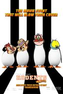 Rodents of Madagascar Poster