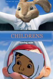 Childrens (Storks) Poster
