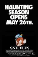 Sniffles (Casper) Poster