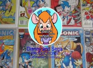 Disney and sega productions logo-96255