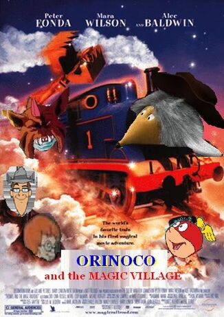 Orinoco and the Magic Village Poster