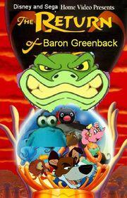 Orinoladdin 2 The Return of Baron Greenback Poster