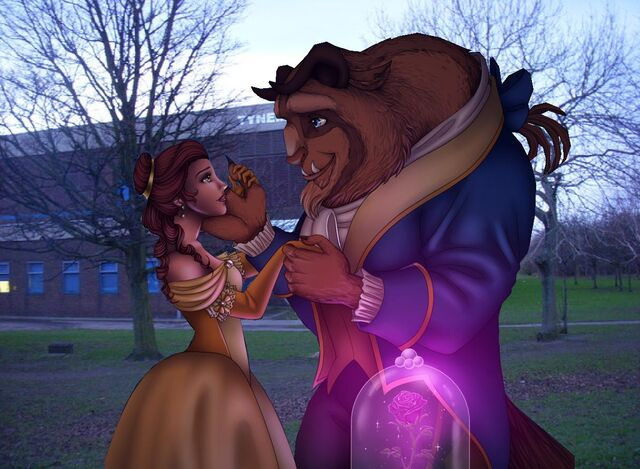 File:Belle and Beast Pictures 44.JPG