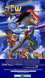 The Big Friendly Womble (1989) Poster