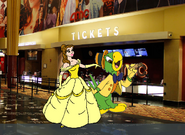 Belle and Jose Carioca Pictures 02