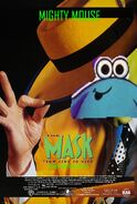 The Mask (Disney and Sega Style) Poster