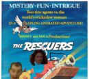 The Rescuers (Disney and Sega Animal Style)