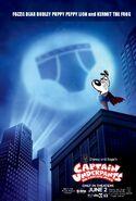 Captain Underpants (Disney and Sega Version) Poster