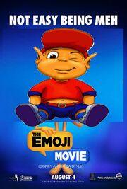 The Emoji Movie (Disney and Sega Style) Poster