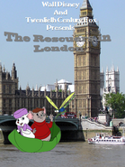 The Rescuers in London Poster