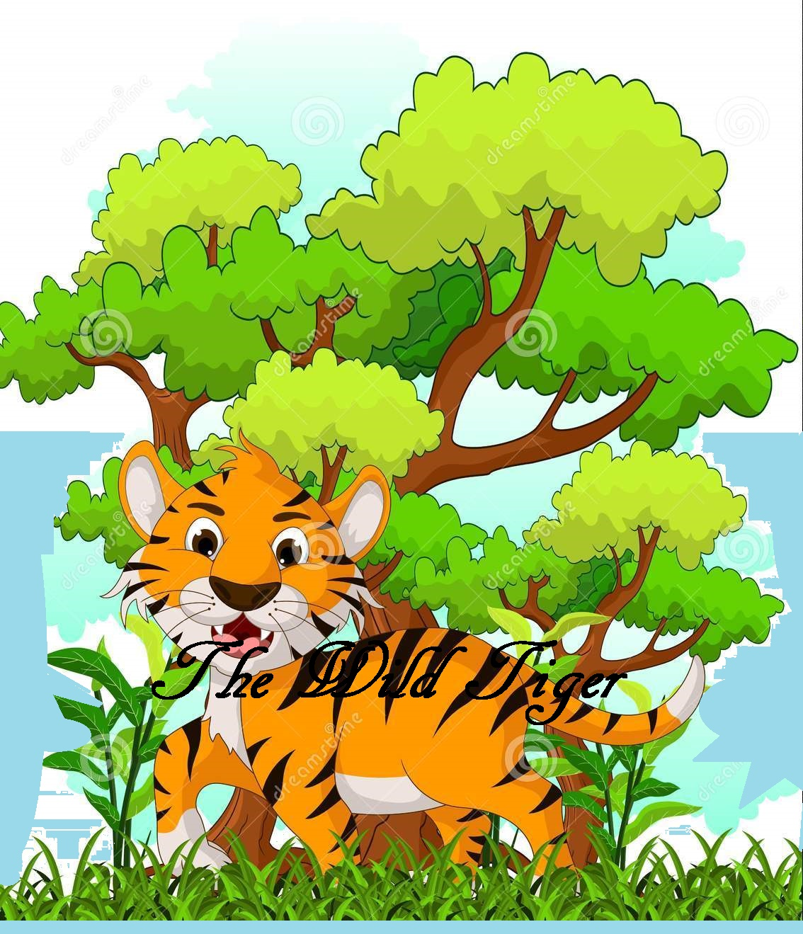 Cartoon Forest Background Pictures - impremedia.net