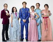 Heroes prom