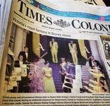Descendants newspaper