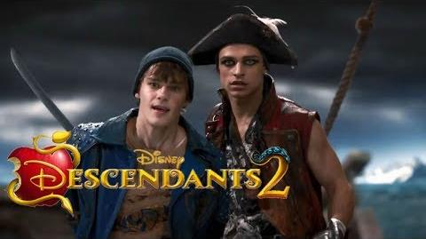 Descendants 2 - Trailer 3 - Meet the Forgotten Villain Kids