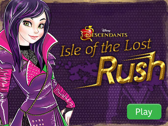Games online descendants isleofthelostrush 660cdcce