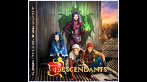Night Is Young - China Anne McClain - Descendants Soundtrack